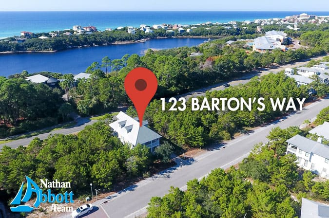 123 Barton's Way Grayton Beach For Sale