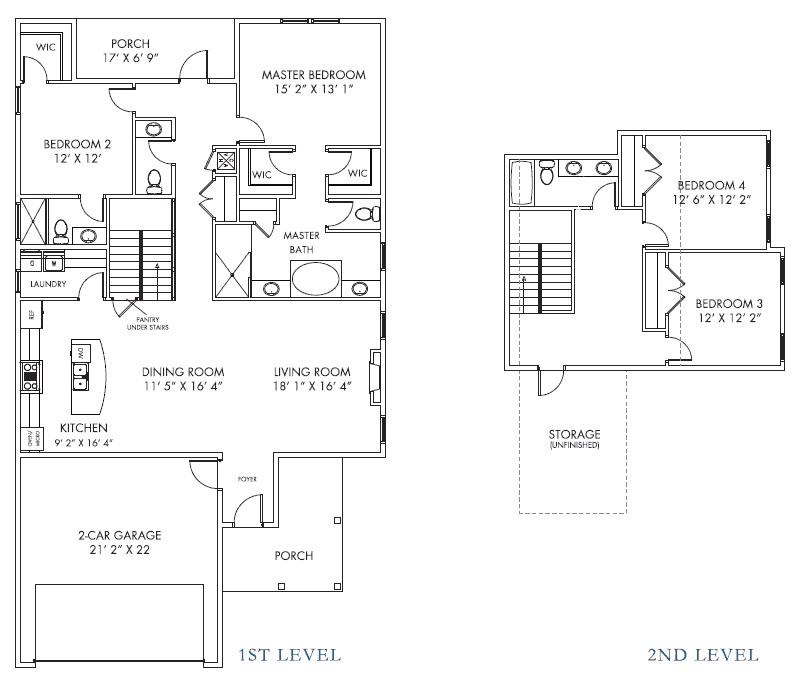 Paradise Cove Pineview plan